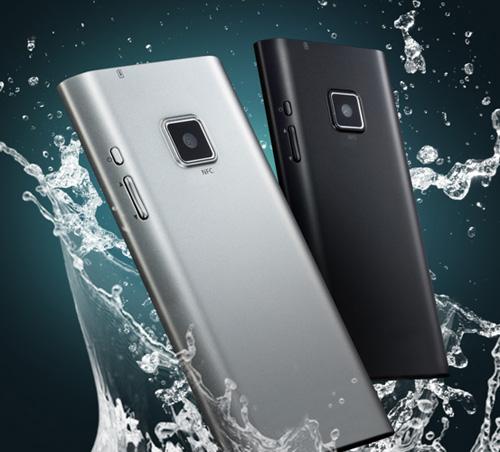 Характеристики Panasonic Eluga DL1