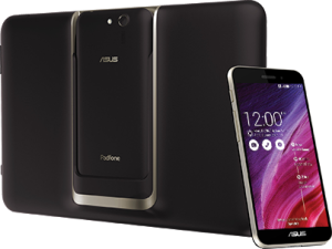 ASUS Padfone vs iPhone 4s