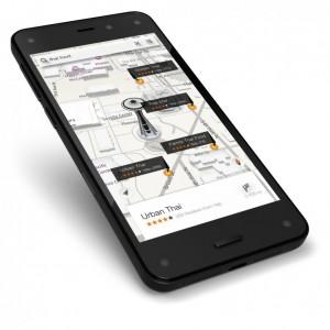 3D-смартфон Amazon Fire Phone