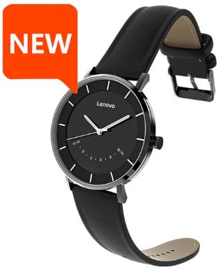 Умные часы Lenovo Watch S на AliExpress всего за ,99!