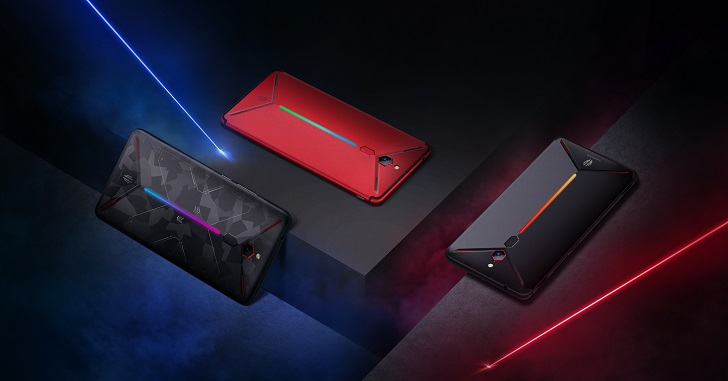 Nubia Red Magic 3 замечен в бенчмарке