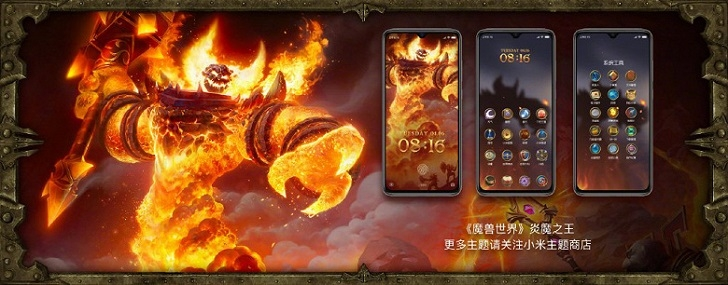 Рассекречен комплект Xiaomi Redmi Note 8 Pro World of Warcraft Limited Edition