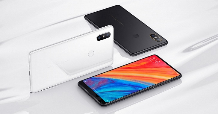 Xiaomi Mi MIX 2, Mi MIX 2S и Mi A2 можно обновить до Android 10