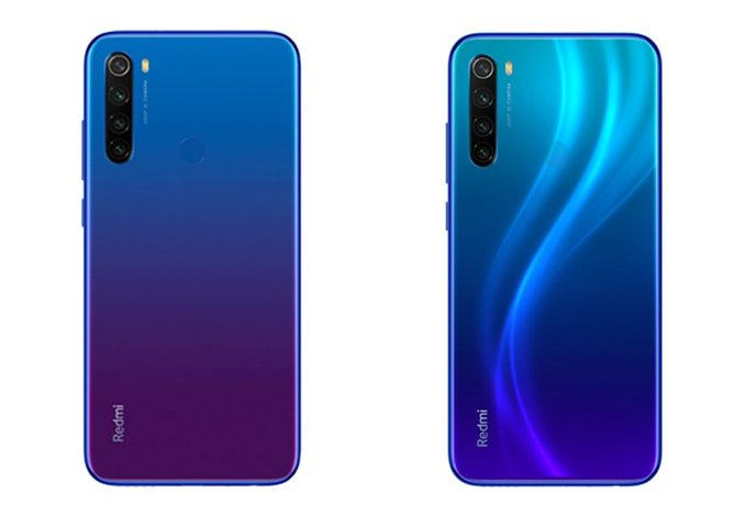 Redmi Note 8T показали на рендерах